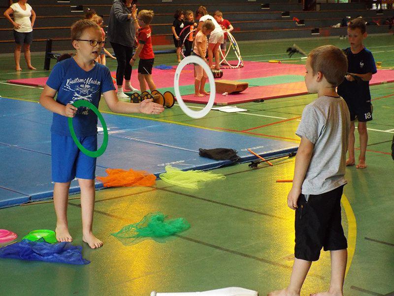 STAGE - Ecole du Cirque - 7/8 ans