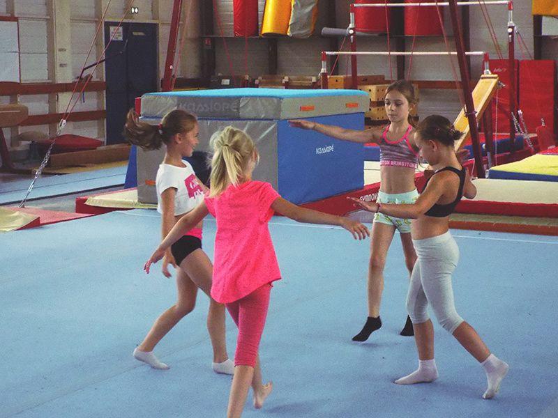 Stage Gymnastique - 8/10 ans - Du 15 au 19 Juillet