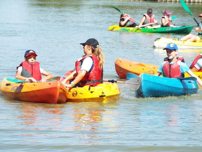 Lavoisier - Kayak à Willems - 23/07