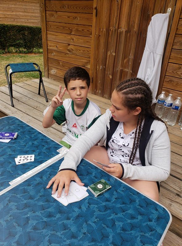 CAMUS et JEAN ZAY - CAMPING OLHAIN - 16 au 19/07