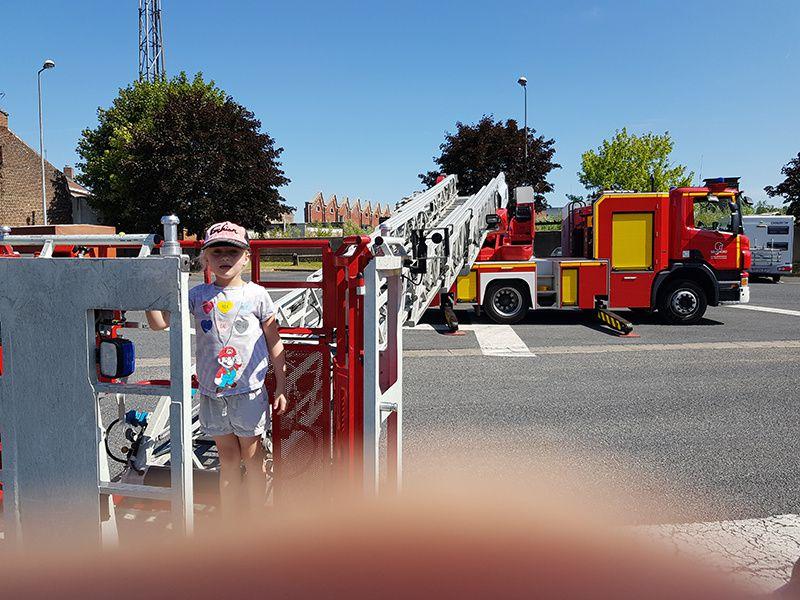 Jean Zay - Caserne des pompiers - 23/07