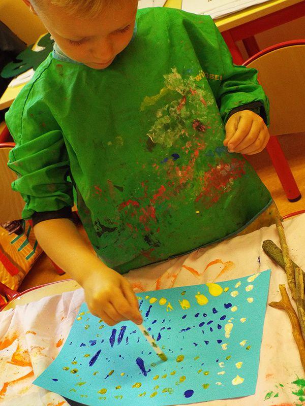 Buisson - Ateliers peinture - 29/07