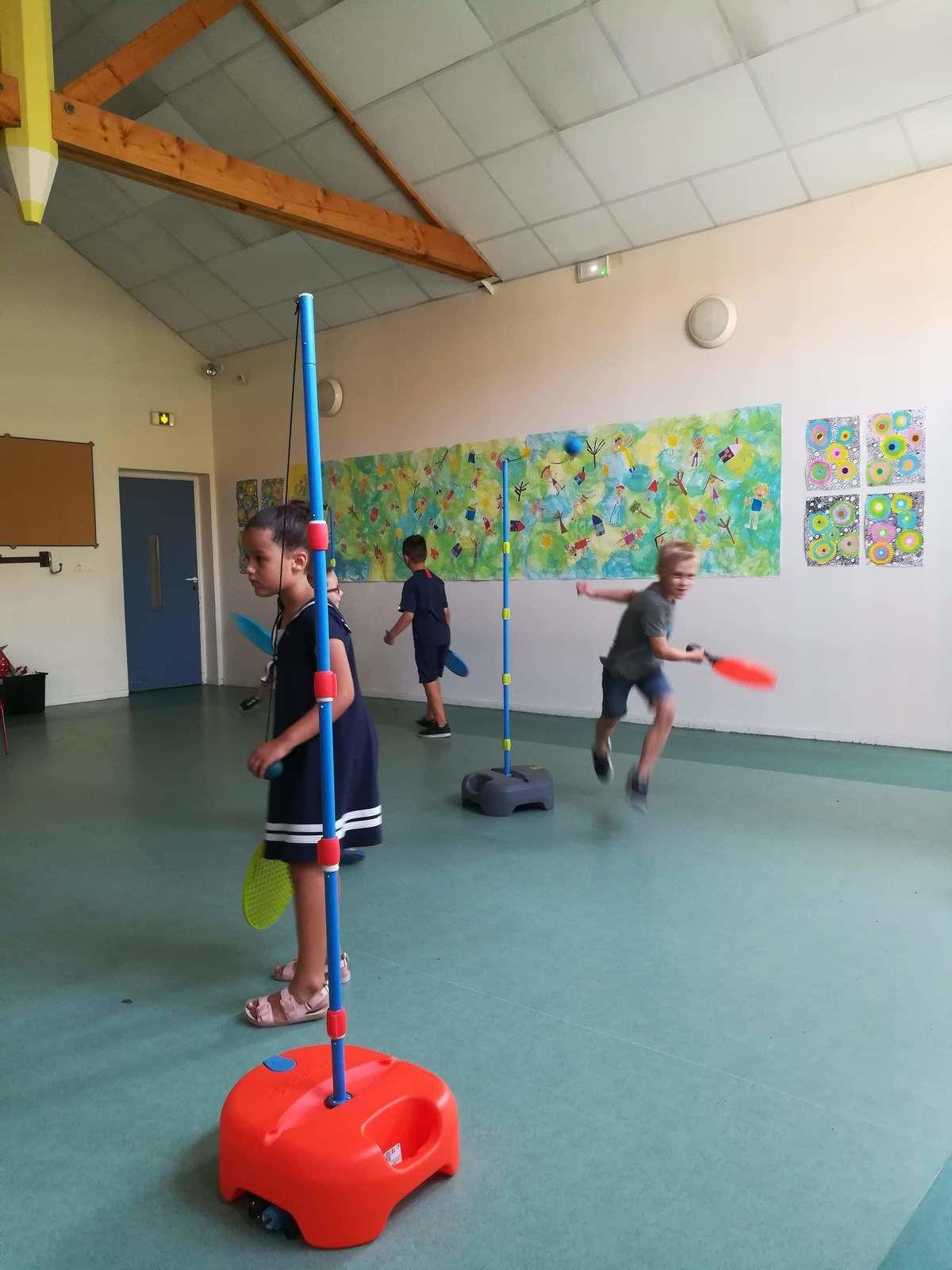 Lavoisier - Atelier sportif - 5/6 ans