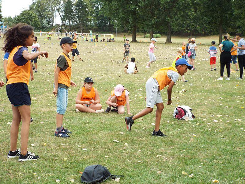 Lakanal Buisson - Jeux intercentre -30/07