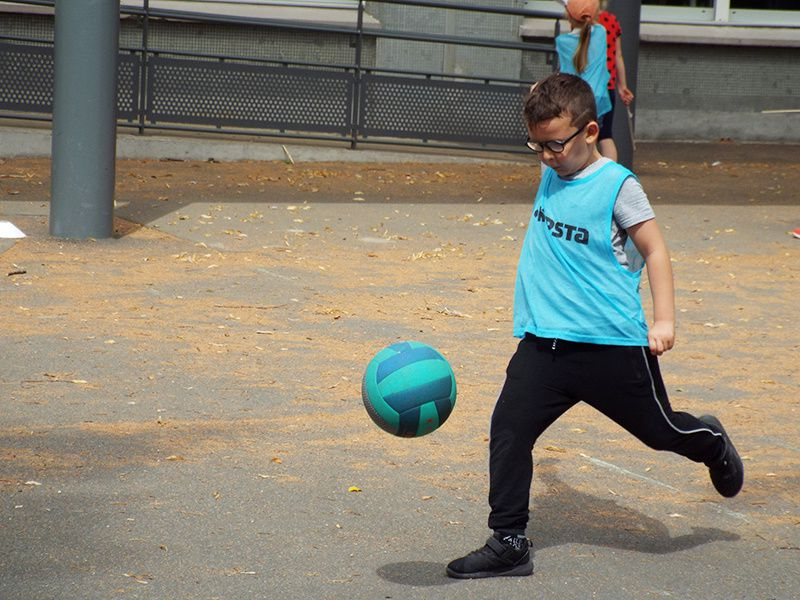 Camus primaire - Football - 05/08