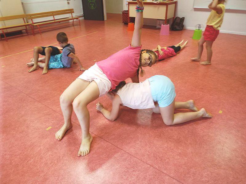 Stage - Expression corporelle Yoga - 05/08 au 09/08