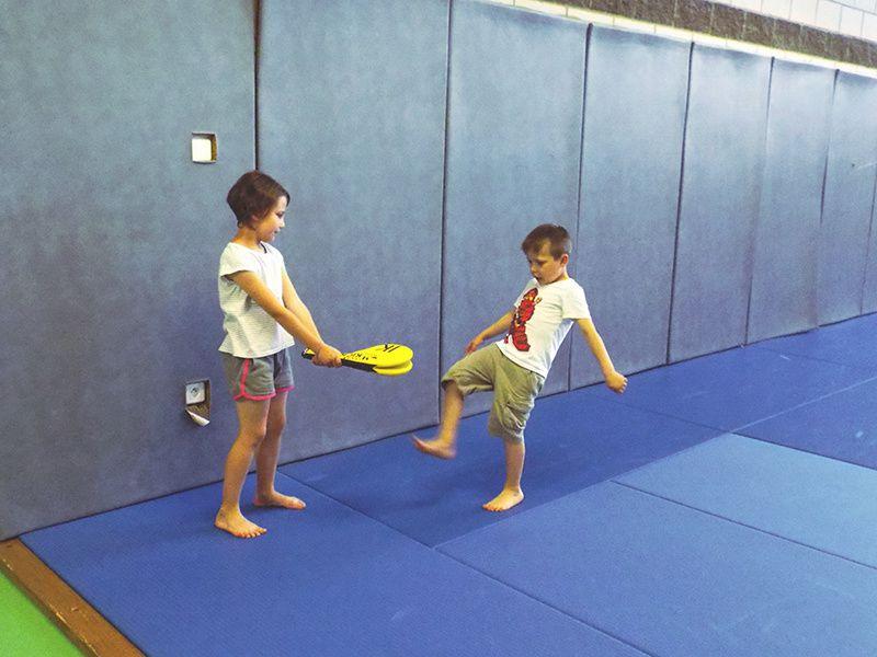 Stage - Taekwondo - 22 au 26/07