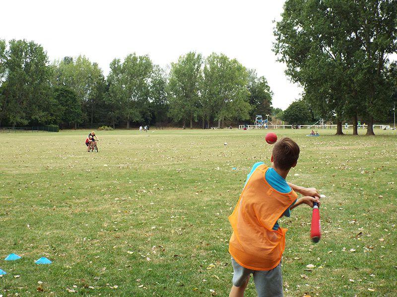 Lakanal - Jeux Parc du Lion -31/07