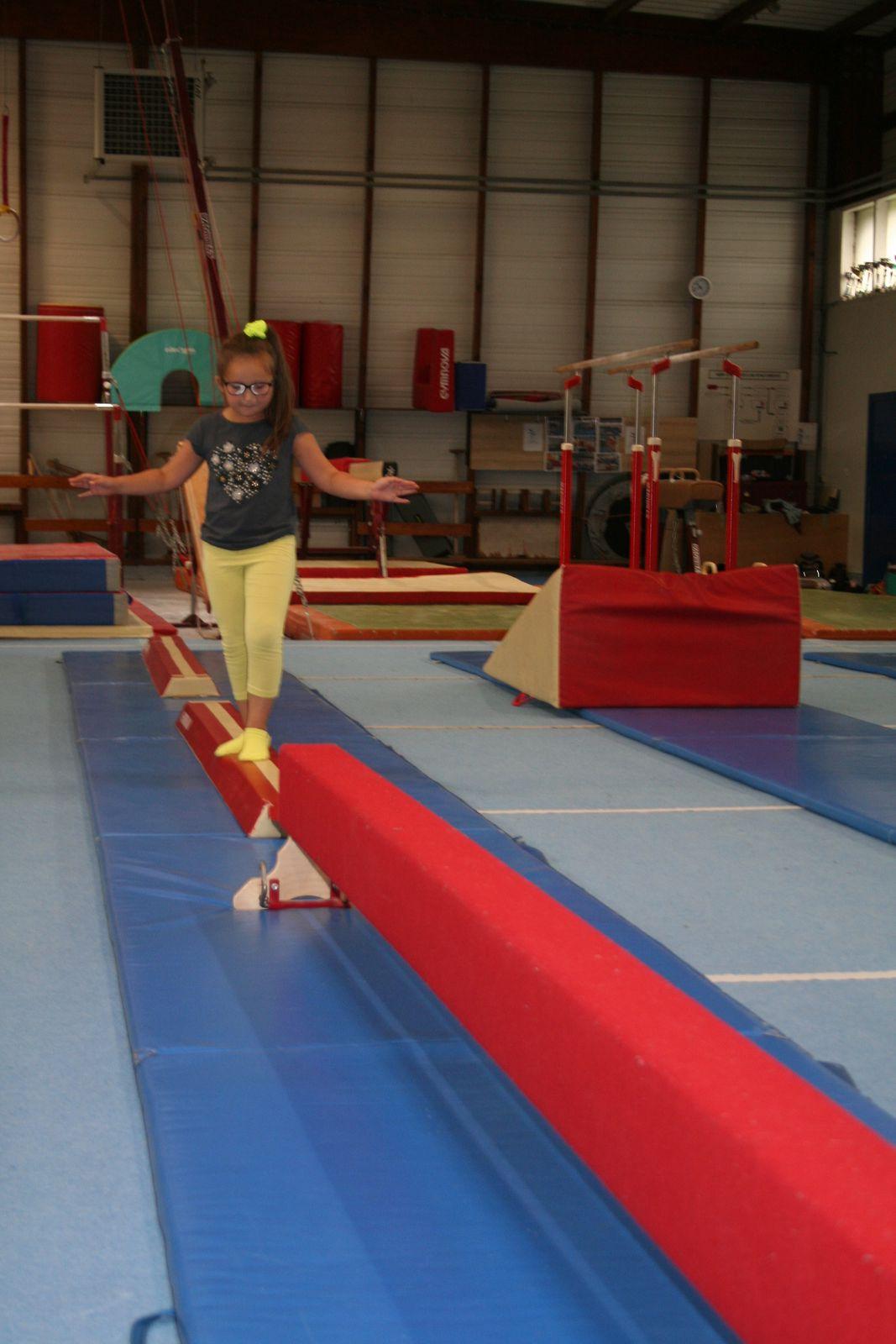 Initiation Gymnastique. 6/8 ans. Semaine du 07 au 10 juillet 2020