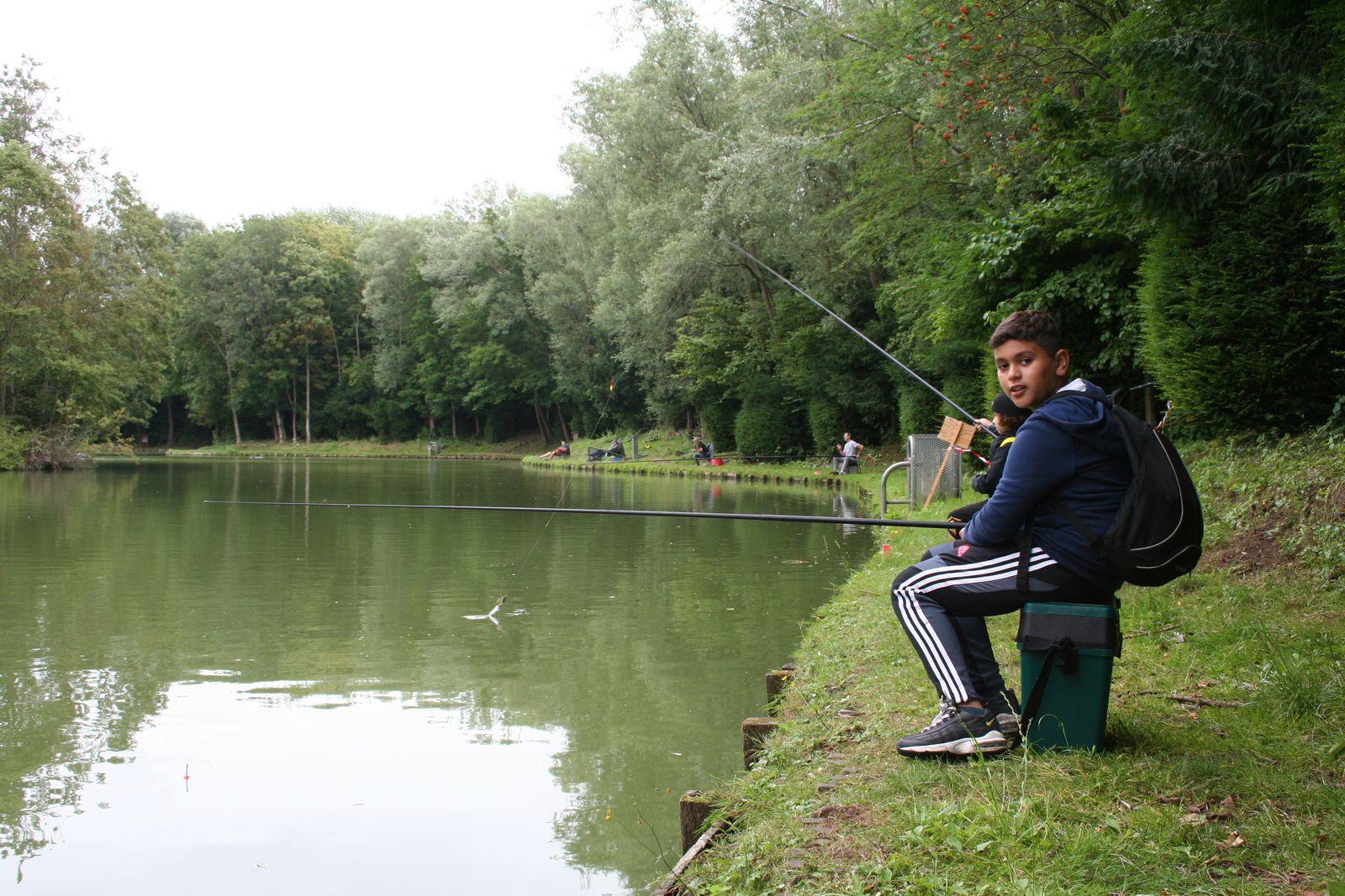 CENTRE LAVOISIER- Initiation à la pêche- 7/9 ans