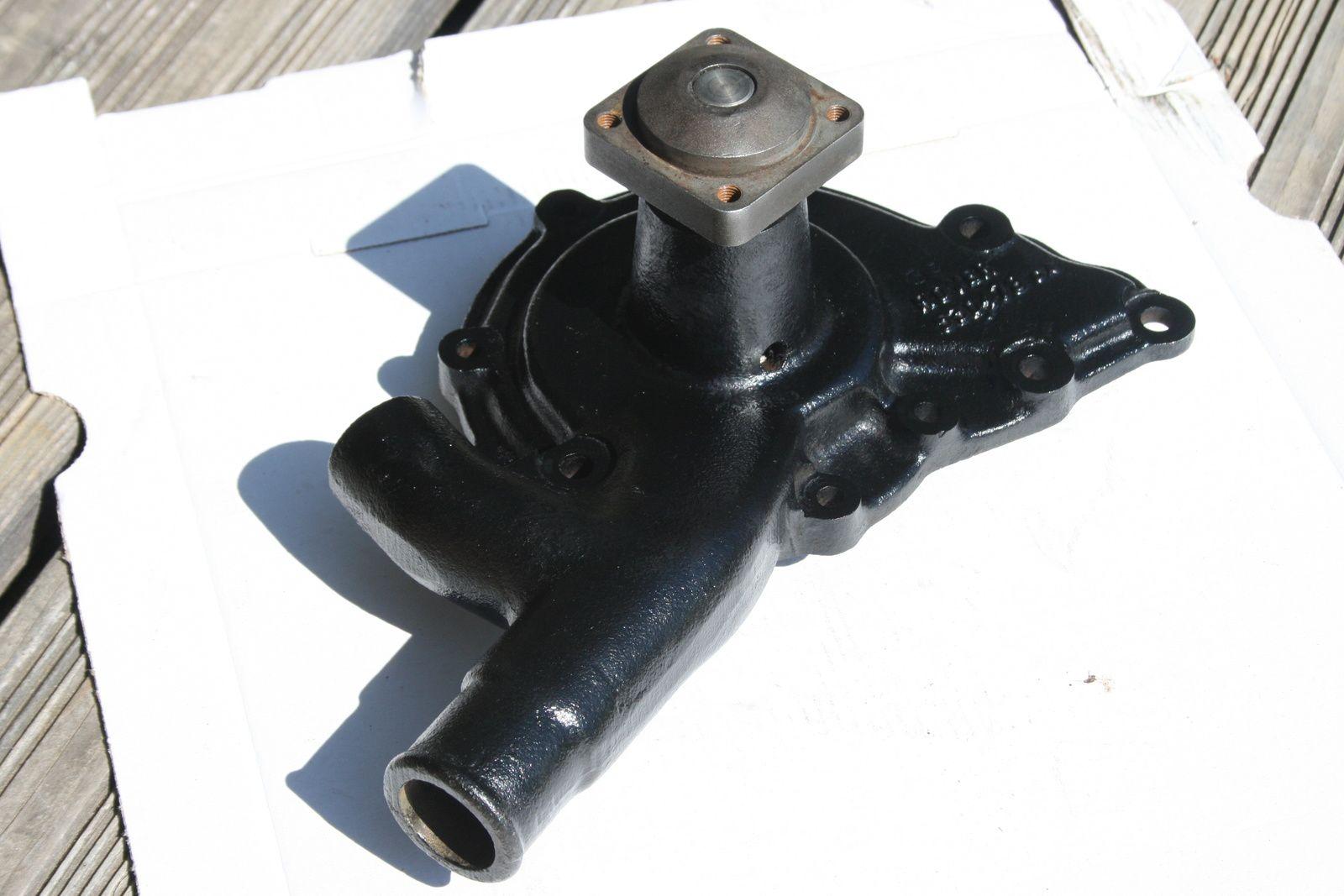 Révision, Réfection pompe à eau