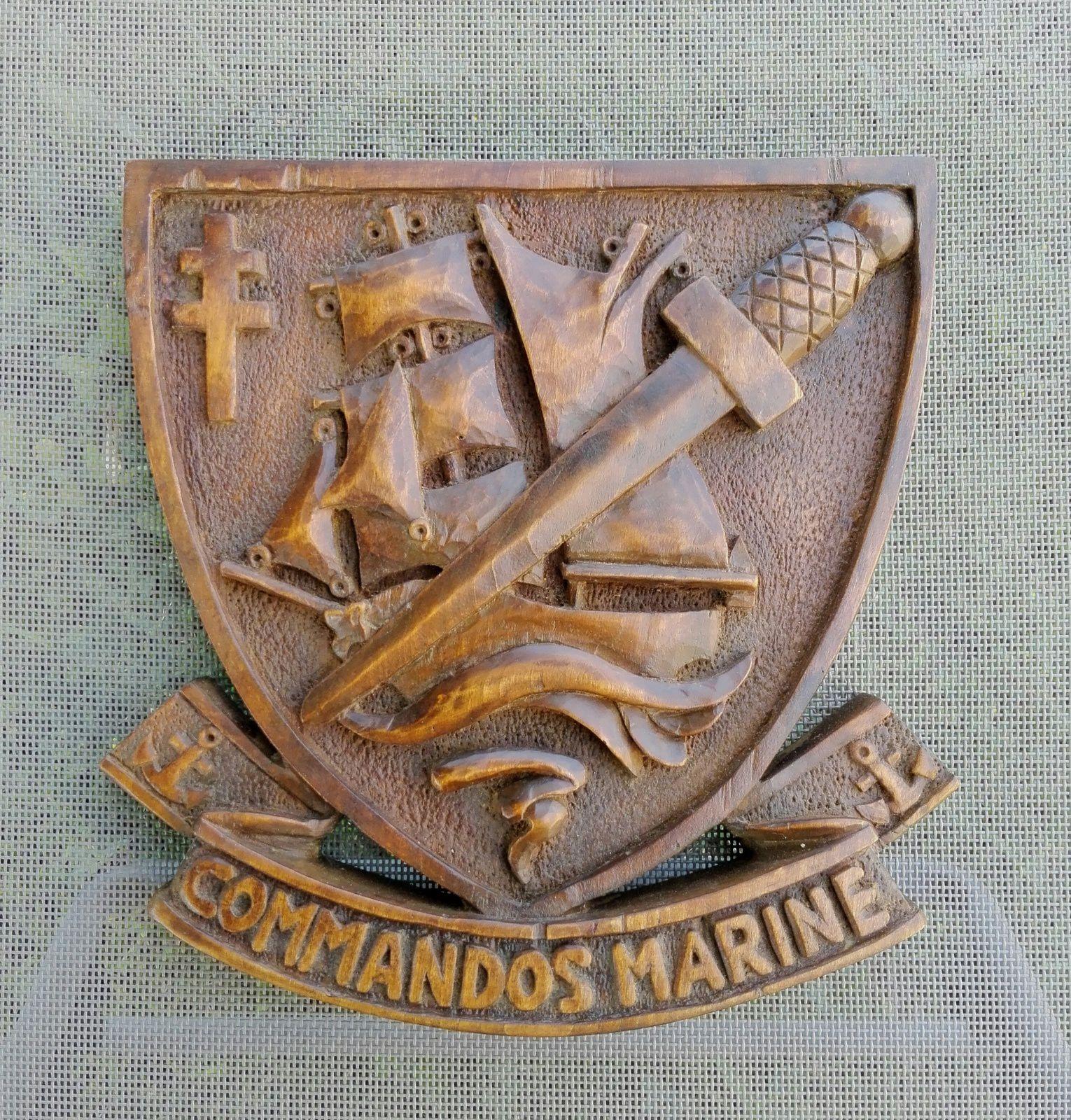 Insigne Commando Marine