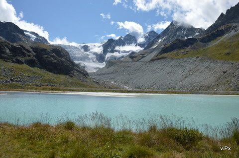 Val d'Anniviers. Suisse.