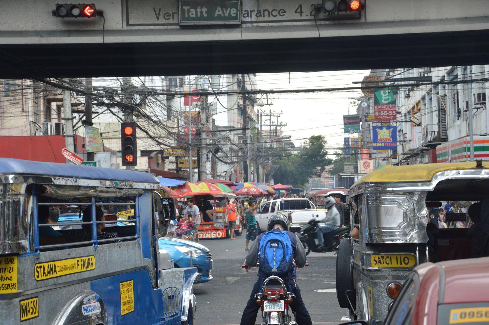 Manille et les alentours entre les paysages, l'urbanisation et le tissage des cultures.