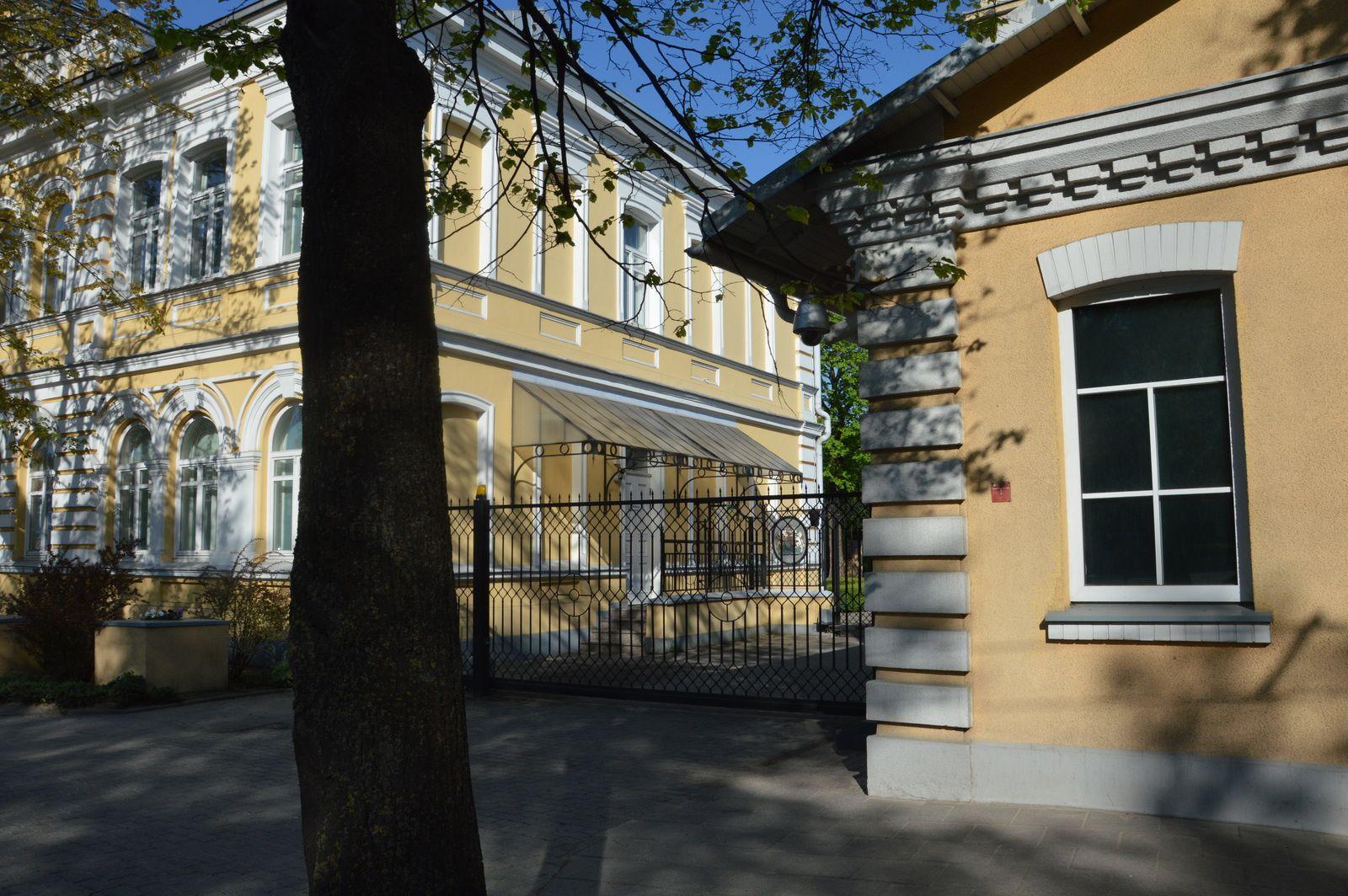 Joli mois de Mai à Vilnius