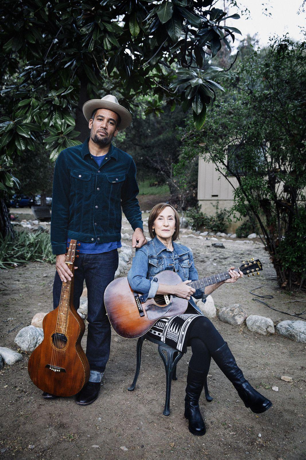 Ben Harper, un album avec sa mère Ellen !