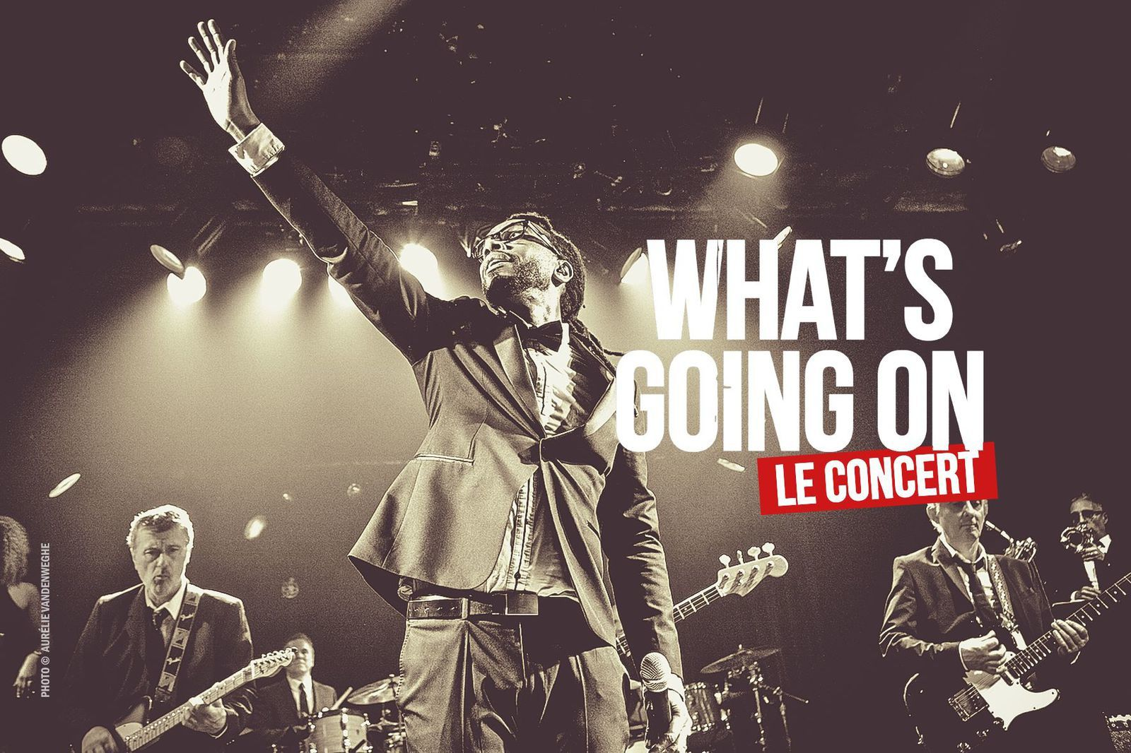 what's going on, spectacle, soul, la cigale
