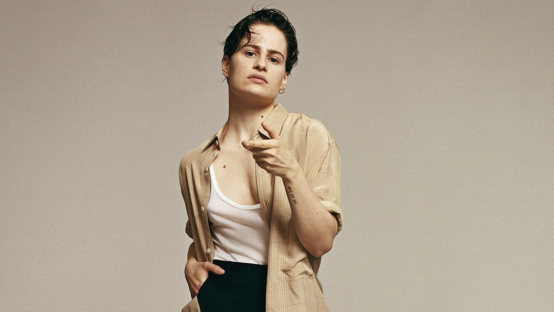 Christine and the Queens, Chris