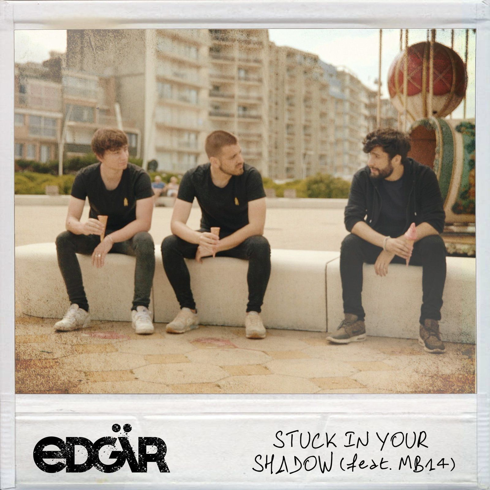 Edgär - Stuck in your Shadow Feat. MB14 (Official music video)