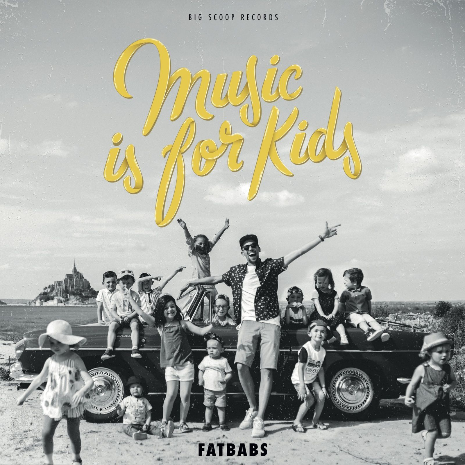 Fatbabs - Music Is for Kids - No Buzz Today