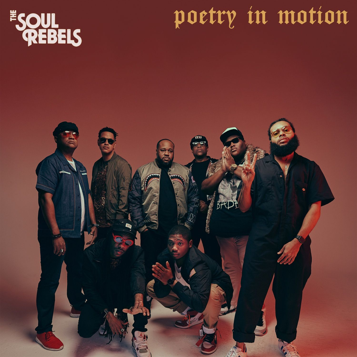 The Soul Rebels - Poetry In Motion - No Buzz Today