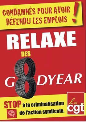 À Amiens, les Goodyear ne seront pas seuls