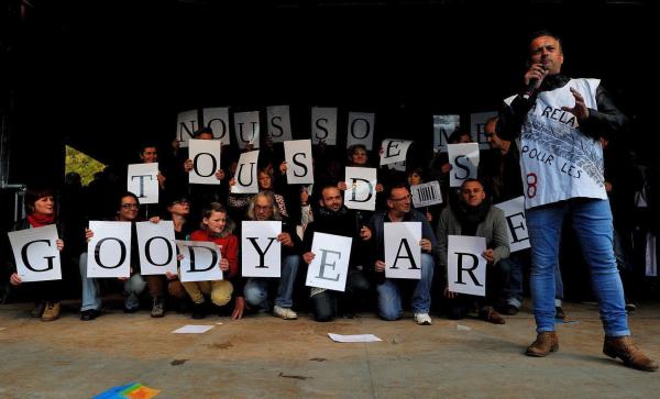 Intervention finale de Michaël Wamen au procès des 8 de Goodyear à Amiens