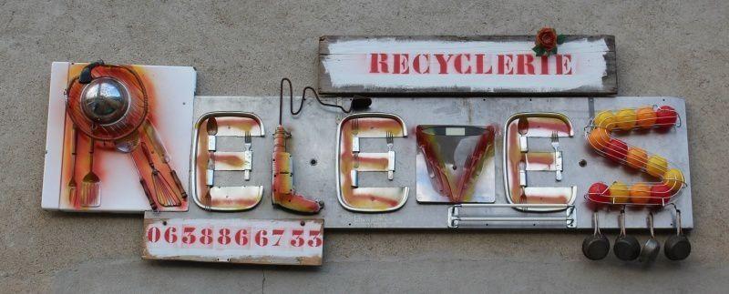 Grande loterie organisée par la recyclerie de Bézenet et l'association Relèves