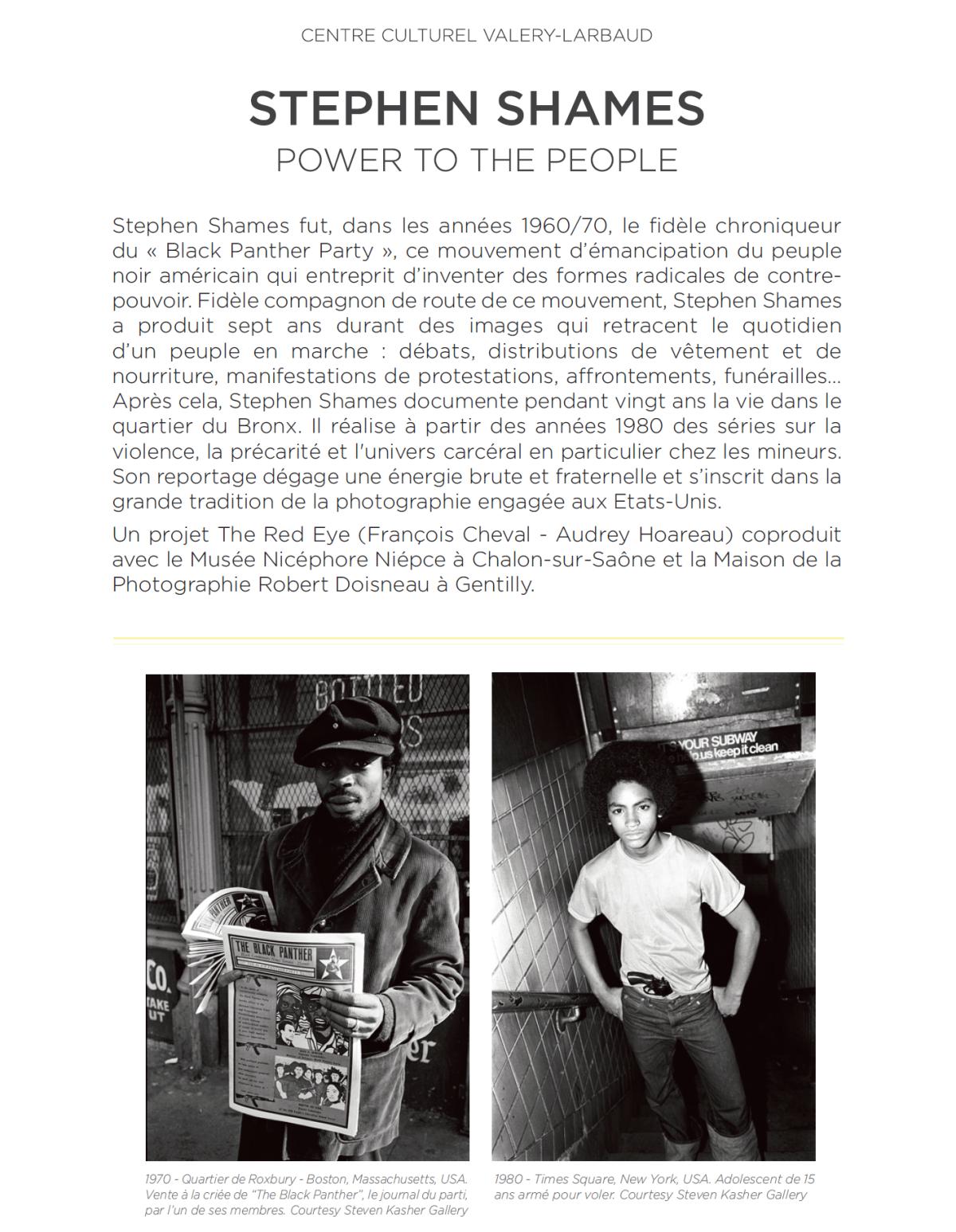 """Du 16 juin au 10 septembre : Exposition """"Portraits"""" à Vichy"""