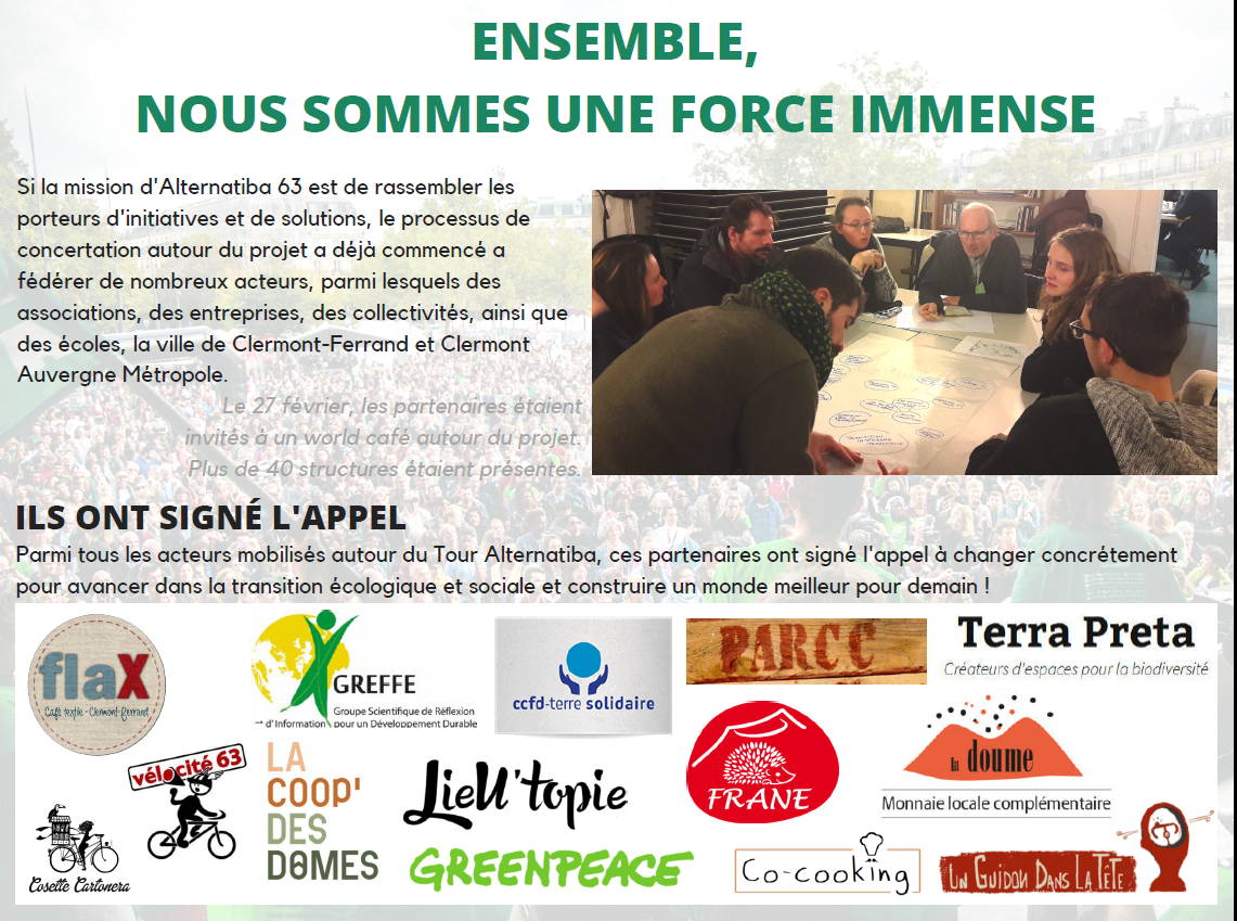 Dansez pour le climat le 11 avril à la Maison du Peuple à Clermont-Ferrand