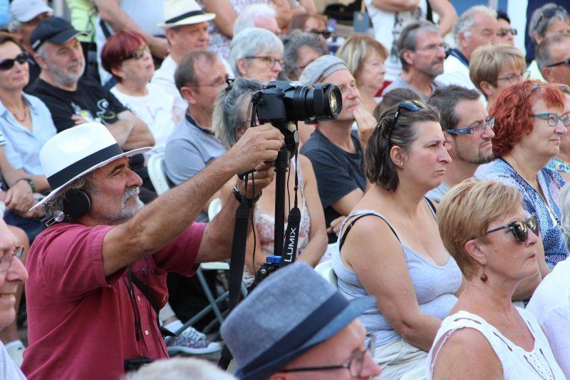 Tour d'horizon sur le festival de la chanson française de Montluçon
