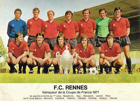 Le stade Rennais et Kéru bien sur!