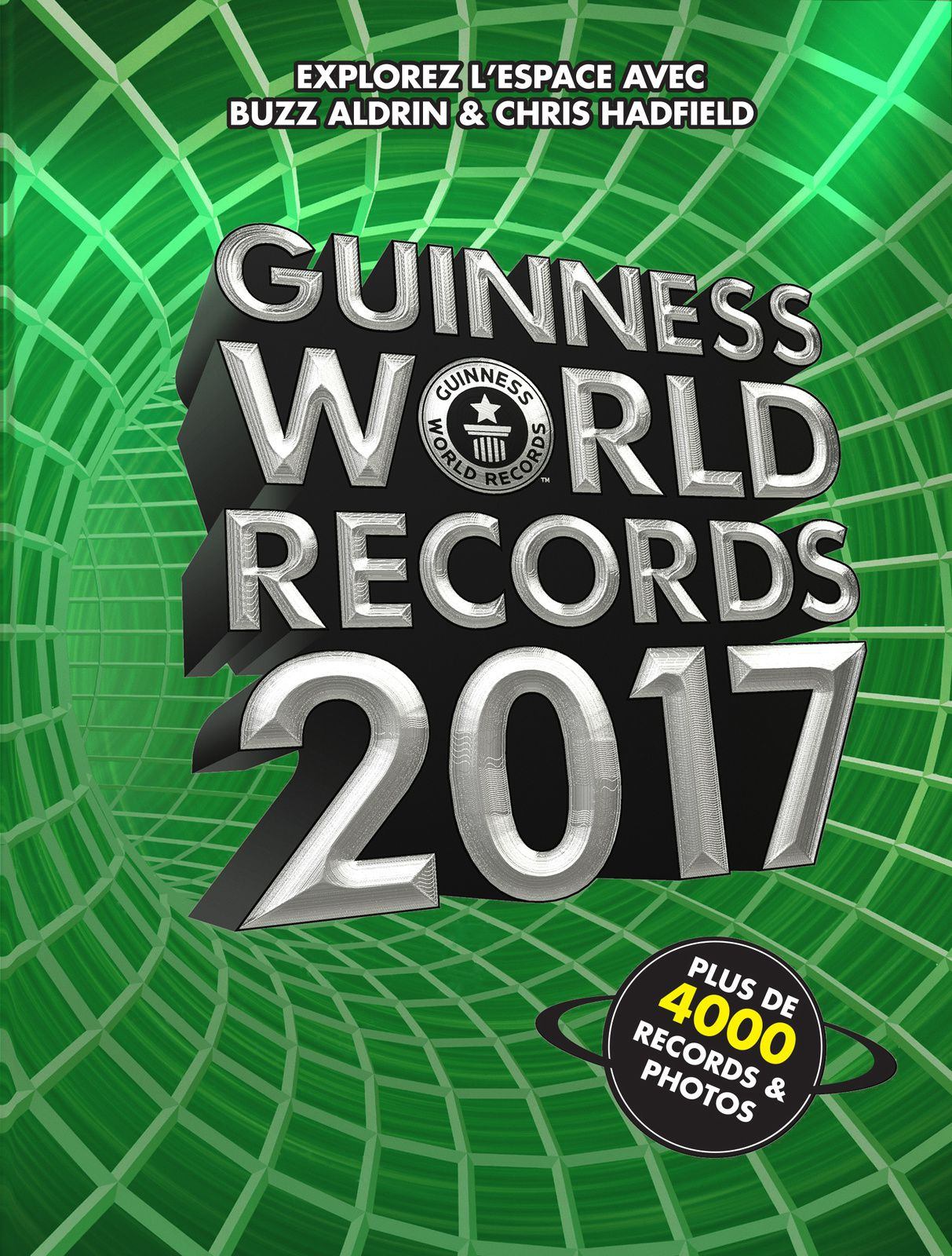 [REVUE LIVRE GAMING] GUINNESS WORLD RECORDS 2017 GAMER'S EDITION aux éditions HACHETTE PRATIQUE