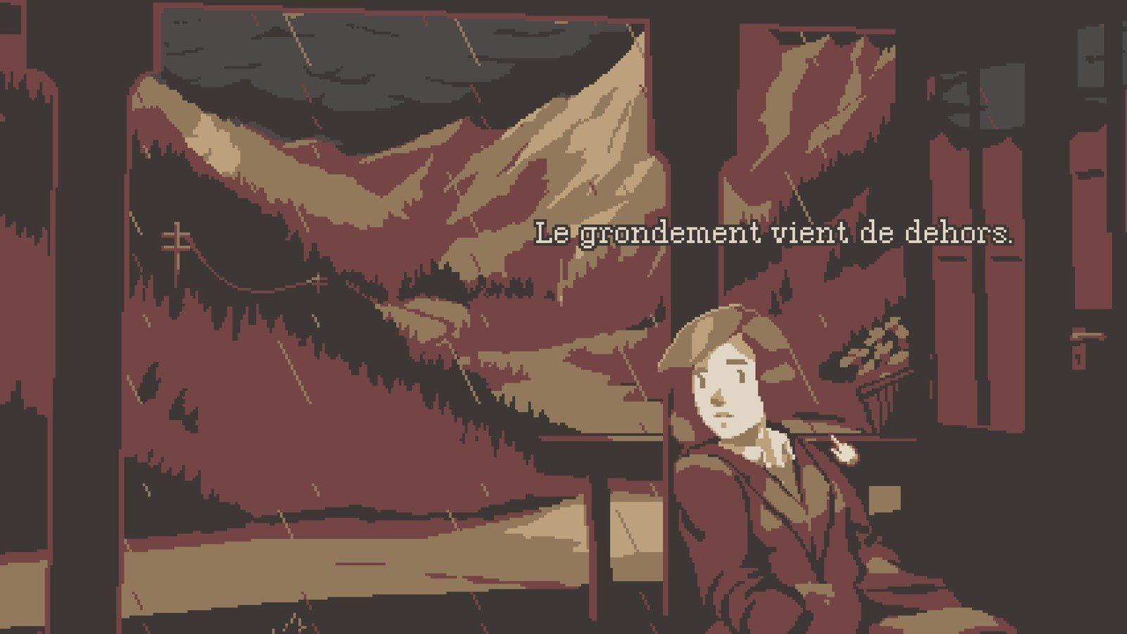 L'ambiance à la montaigne (screenshot fait maison)