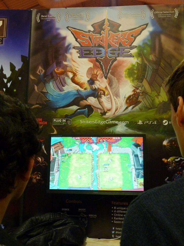 PARIS GAMES WEEK 2016 : Le STAND JEUX MADE IN FRANCE un bel avenir pour les jeux bien de chez nous!