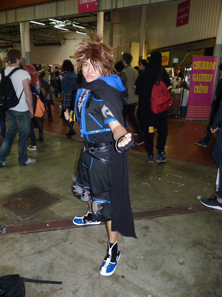 [TOULOUSE GAME SHOW 2016] Toulouse, capitale du cosplay!