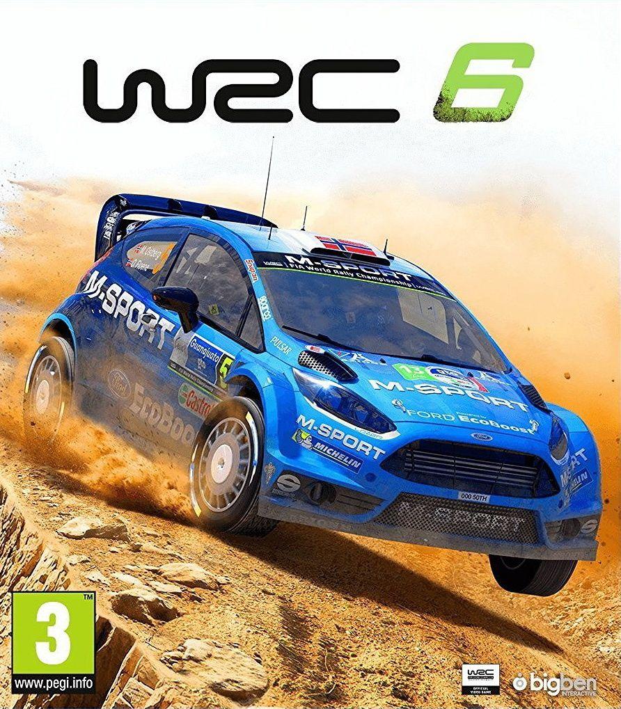 TEST de WRC 6 (sur XBOX ONE): on passe pas la seconde?