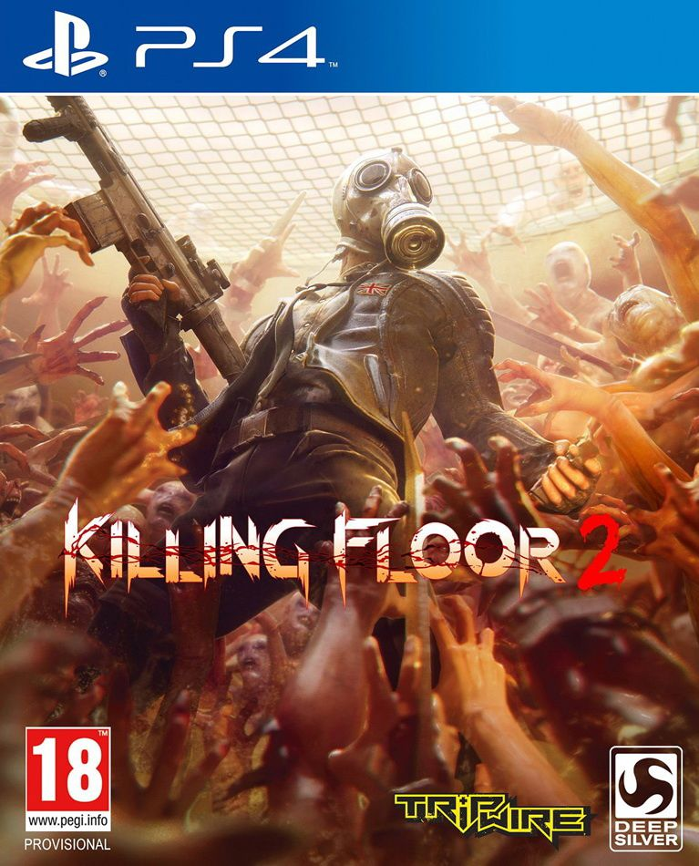 TEST de KILLING FLOOR 2 (sur PS4): Mix entre LEFT 4 DEAD et DEAD SPACE