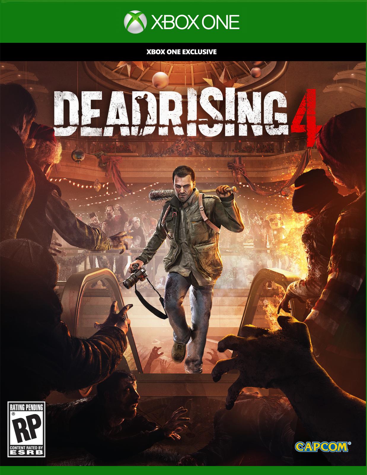 TEST de DEAD RISING 4 (sur XBOX ONE): des vagues de zombies vous attendent...