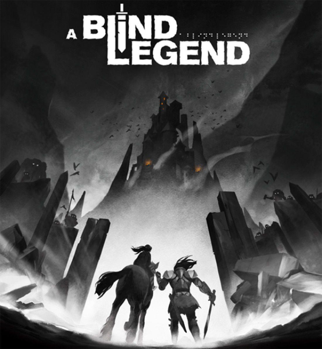 TEST de A BLIND LEGEND (sur PC et ANDROID): une expérience inédite!