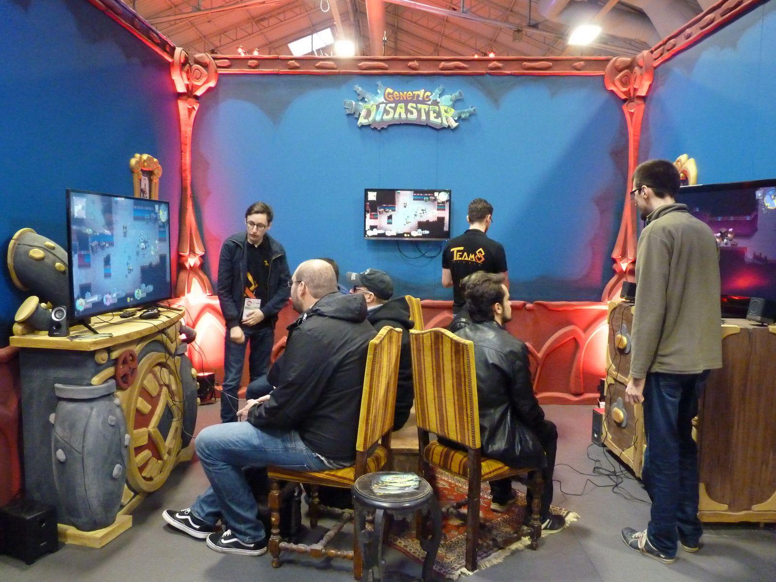 [PARIS GAMES WEEK 2017] Les jeux MADE IN FRANCE