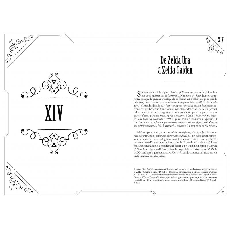 [REVUE LIVRE GAMING] L'HISTOIRE DE ZELDA Vol. 1 d' Oscar LEMAIRE aux éditions PIX'N LOVE