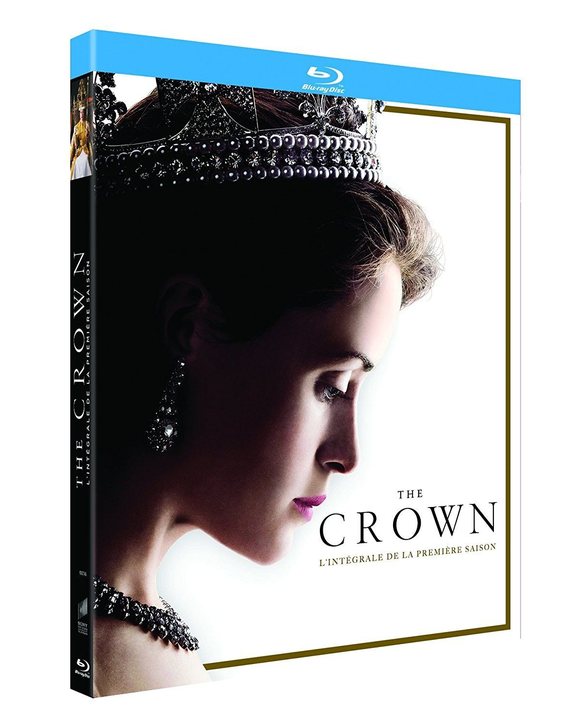 [REVUE SERIE TV BLU-RAY] THE CROWN SAISON 1