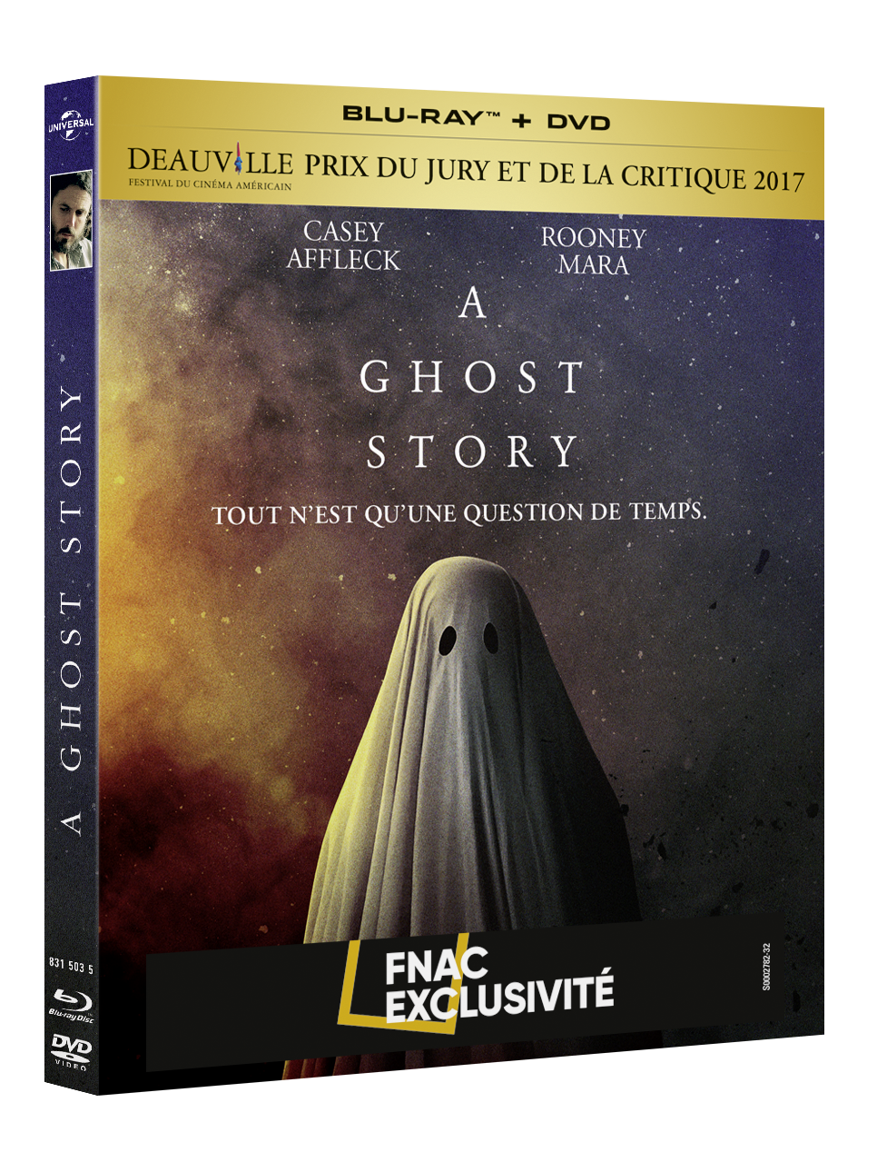 [REVUE CINEMA DVD] A GHOST STORY