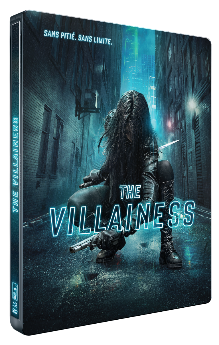 [REVUE CINEMA BLU-RAY] THE VILLAINESS