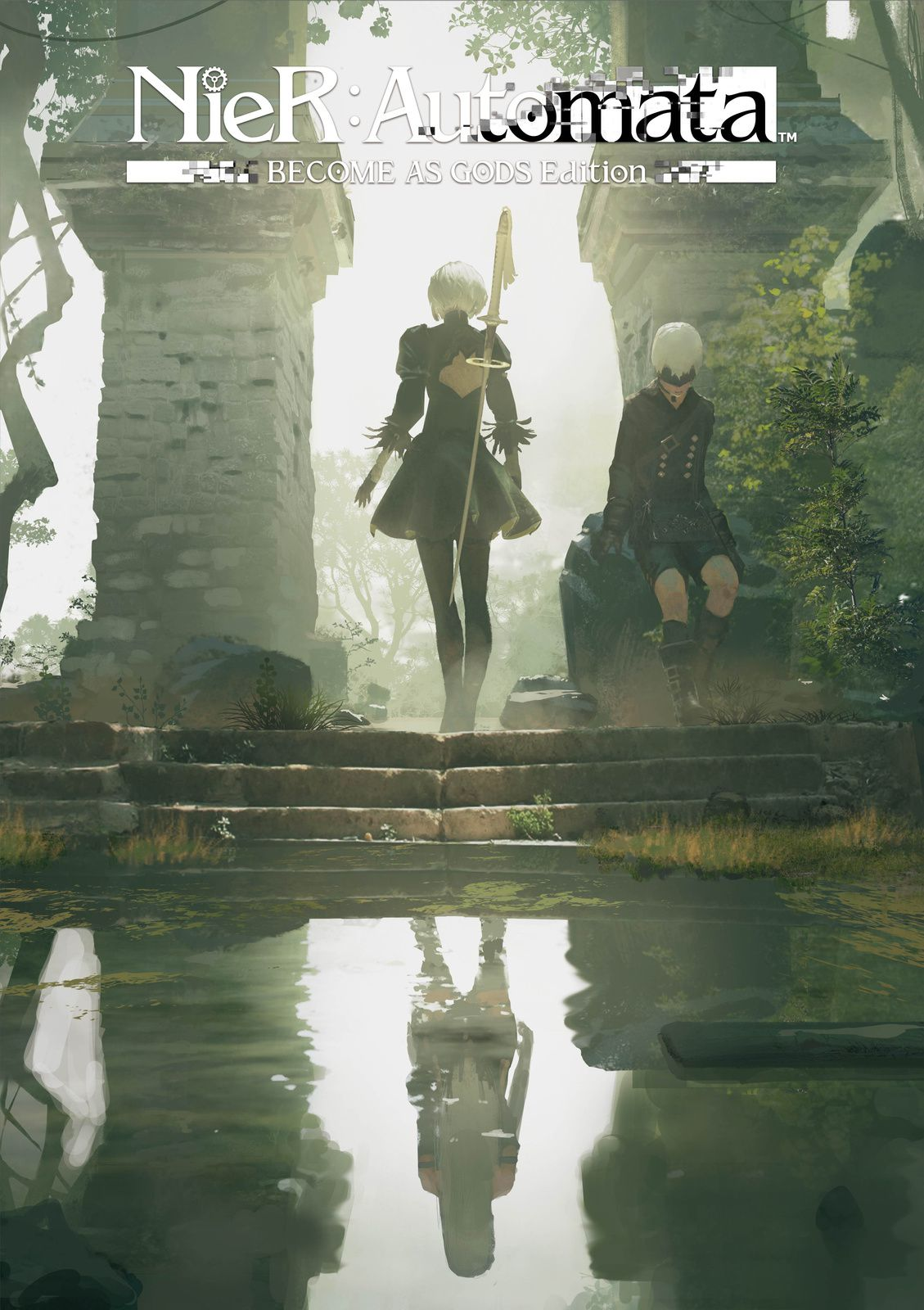 [TEST] NIER AUTOMATA BECOME AS GODS EDITION XBOX ONE X : renversant et troublant