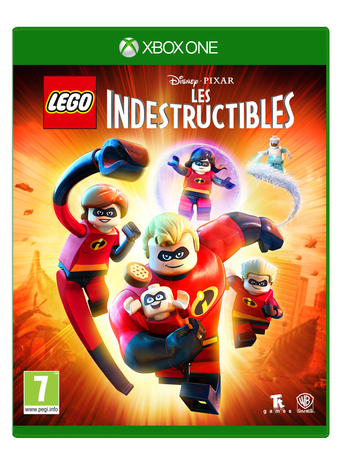 [TEST] LEGO LES INDESTRUCTIBLES XBOX ONE X : une formule déjà vue mais costaude