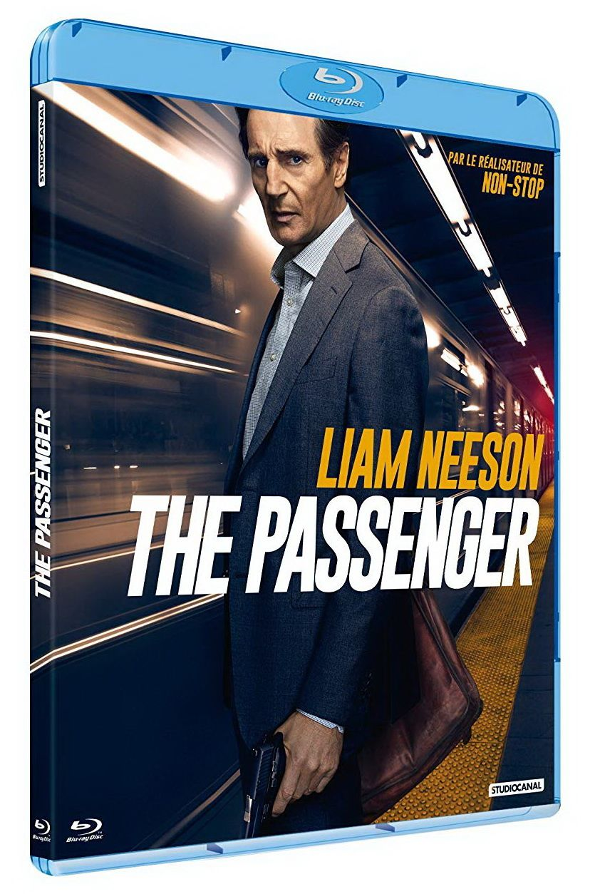 [REVUE CINEMA BLU-RAY] THE PASSENGER