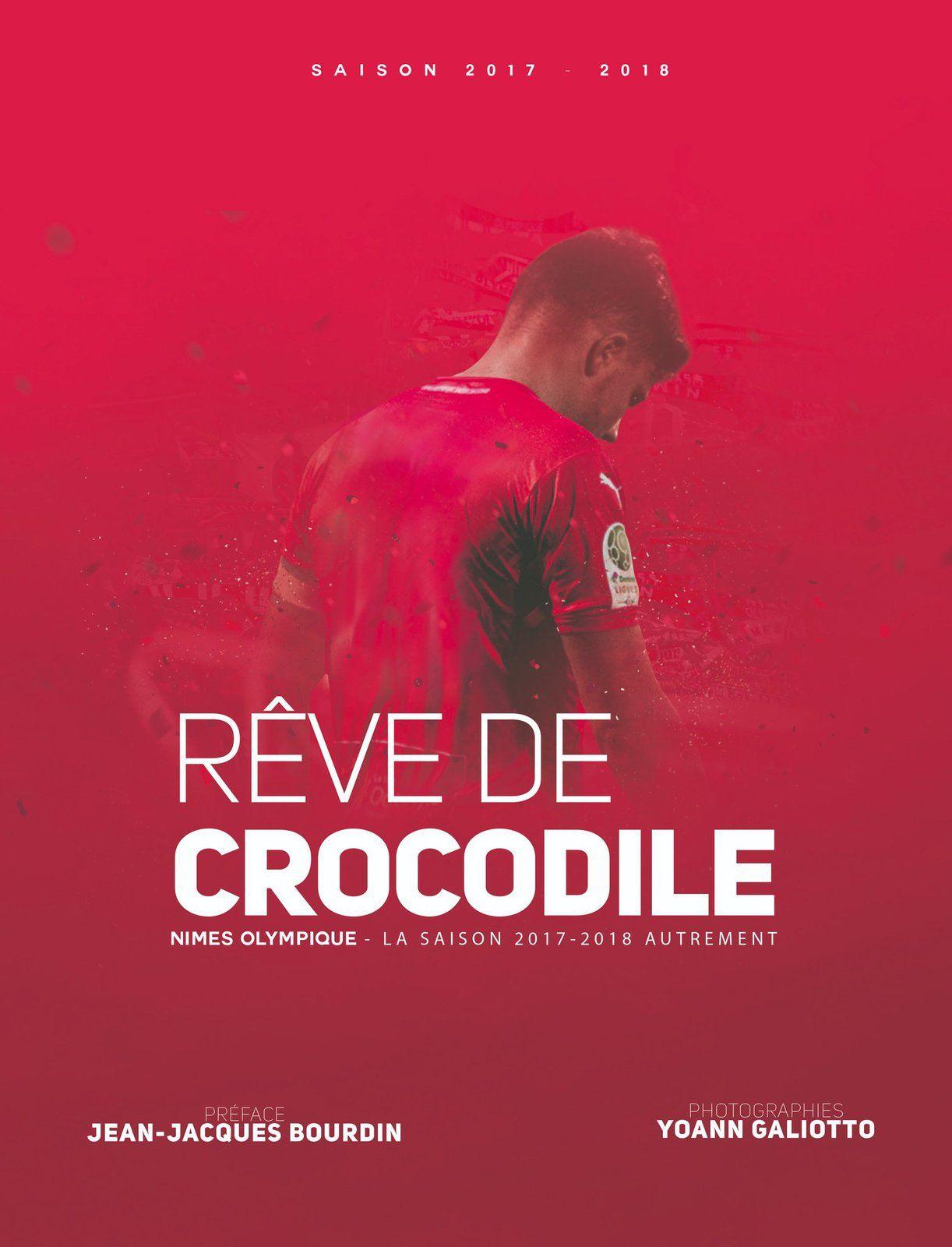 [REVUE LIVRE SPORT] REVE DE CROCODILE de Yoann GALIOTTO