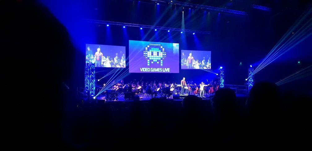 [PARIS GAMES WEEK 2018] Le concert PARIS GAMES WEEK SYMPHONIC par VIDEO GAMES LIVE